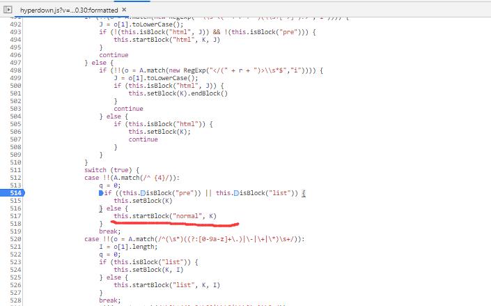 typecho修改自带markdown解决列表乱序(二)2.png